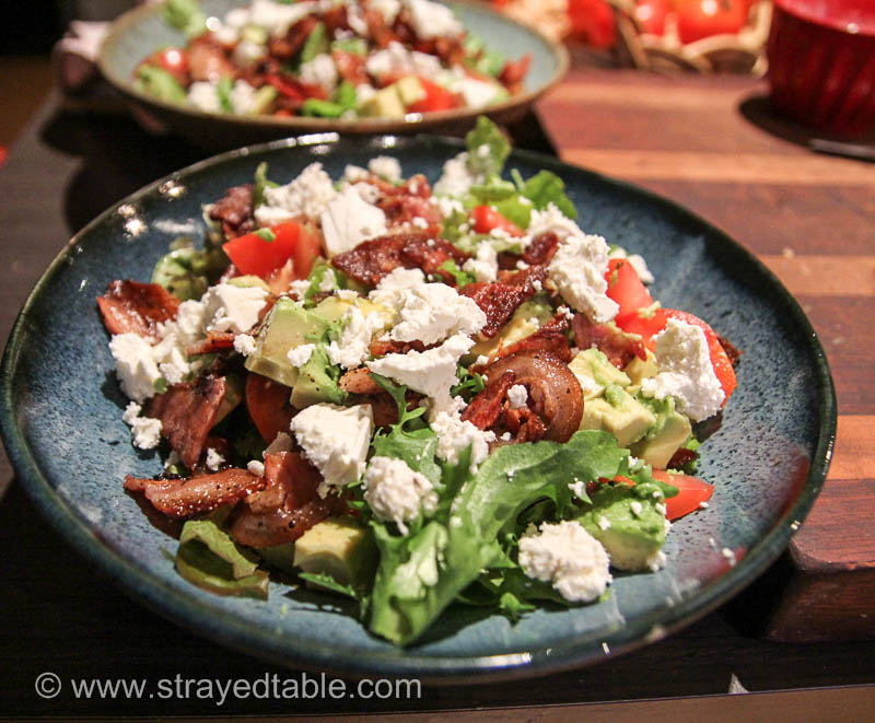Easy BLAT w Feta Salad Recipe