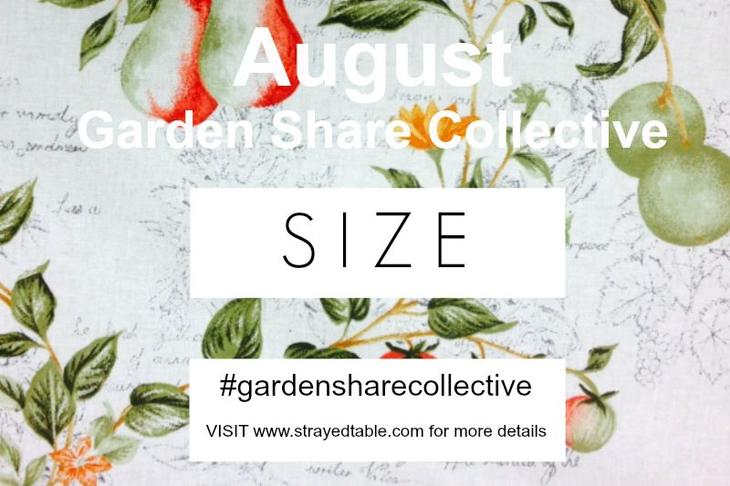 Garden Share Collective August