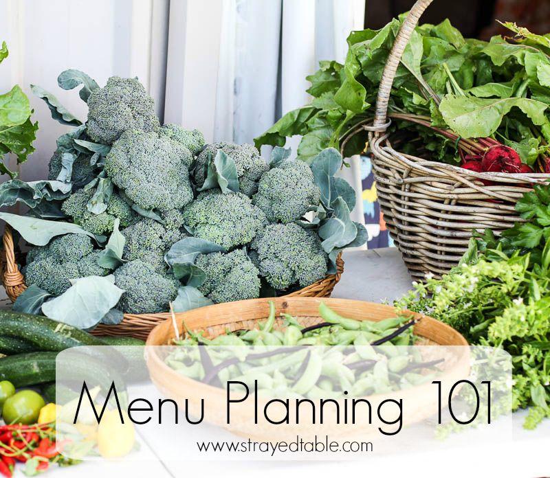 menuplanning101
