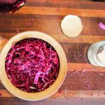 Red Cabbage Sauerkraut Recipe