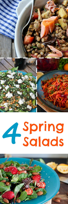 4 spring salads