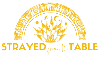 Strayedfromthetable.logo